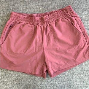 Zella Purple Workout Shorts Sz M